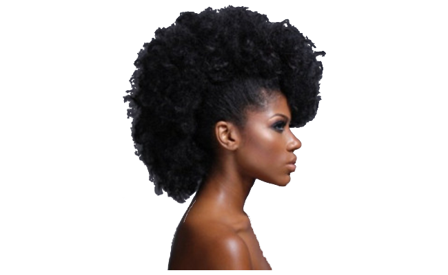 Girl Hairstyle Png : African women u2013 bougie black girl