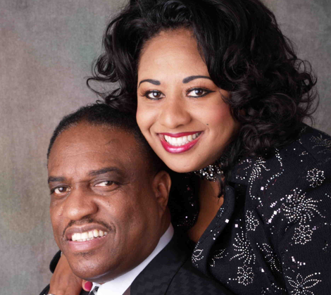 Pastor Ray and Wife