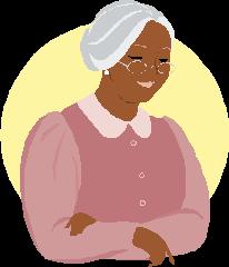 grandma big