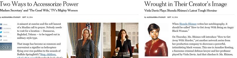 Women NYTs