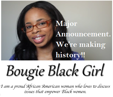 Major Announcement!! Help us create something special for Black women!!!