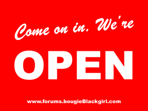 Open BBG Forum