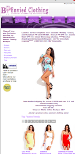 B' Envied (Women's Clothing & Accessories)