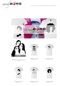 Candy Bomb (Fashion Tee Shirts)