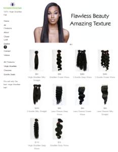 CoraVirgin Hair & Beauty Supply (Beauty Supply)