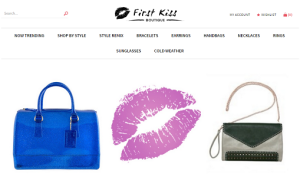 First Kiss Boutique Jewelry & Accessories