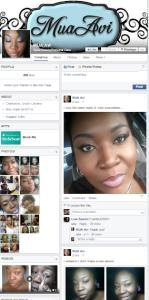Makeup Avi (Pro MUA) 843 518 8802