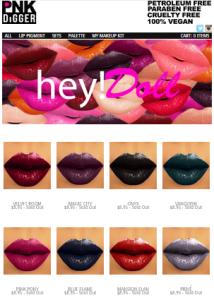 Pnk Digger (Cosmetics Company)