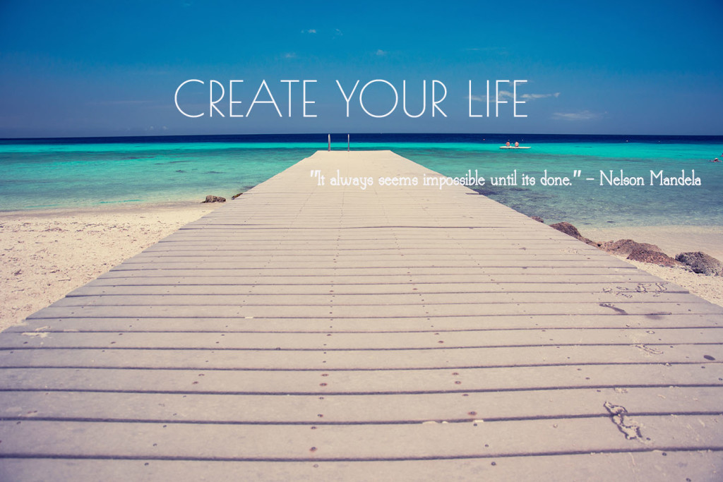 Create your life banner small.