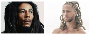 How about this guy as Bob Marley?