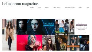 Bella Donna Magazine