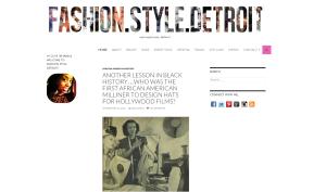 Fashion Style Detroit